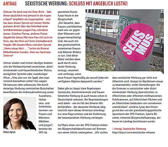 SPD Bremen - Ruken Aytas