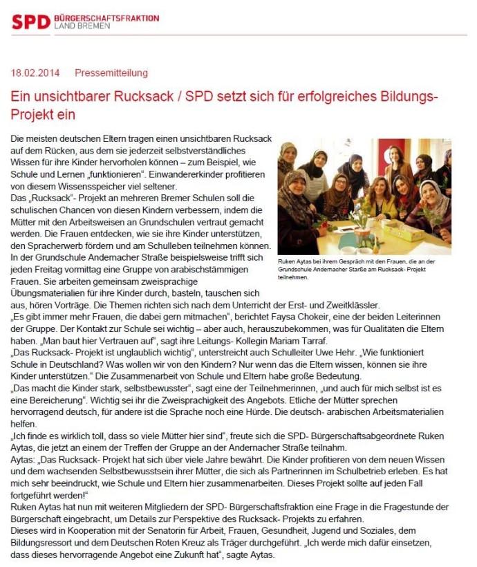 Ruken Aytas - SPD Bremen